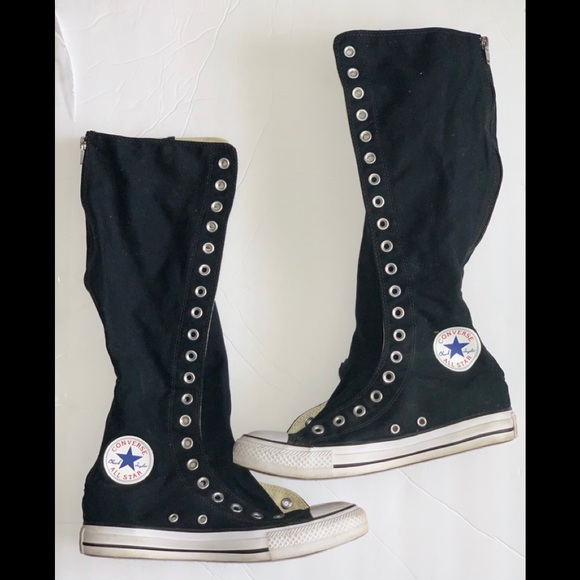 All Star Chuck Taylor Knee High Boots